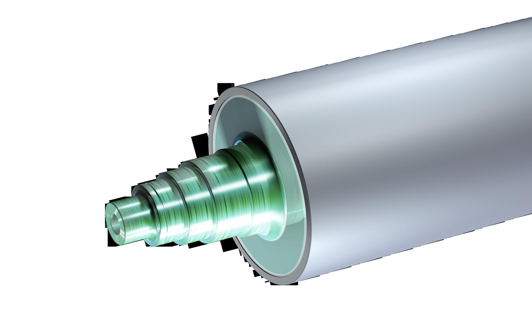 Polimero usado en la industria flexográfica